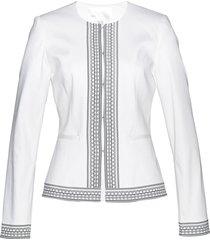 blazer corto (bianco) - bpc selection