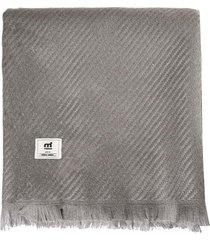 bufanda gris mistral  premium otto