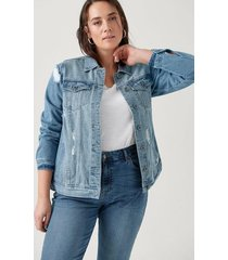 jeansjacka camille l/s denim jacket