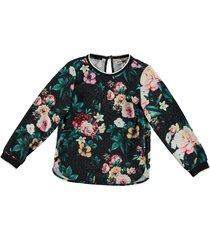 garcia polyester shirt off black