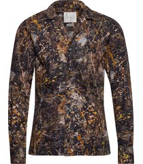 hook reg shirt overhemd casual multi/patroon oscar jacobson