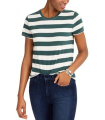 lucky brand essential striped t-shirt