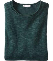 lichte gebreide pullover met tencel™, groen xxl