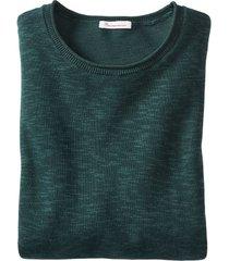 lichte gebreide pullover met tencel™, groen xxxl