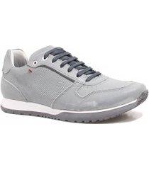 sapatênis zariff shoes casual couro