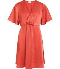 klänning vifloating s/s short dress