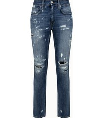 department 5 jeans skeith azzurro