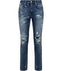 department 5 jeans skeith azzurro