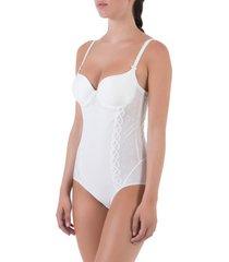 body's selmark carelia ivoorkleurige voorgevormde comfortbodysuit