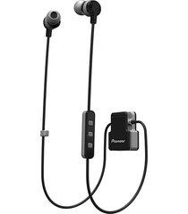 audífonos in ear pioneer cl5btgris bluetooth resistente a salpicaduras