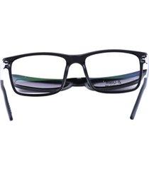 gafas monturas clic solar oftálmicas azul san marino