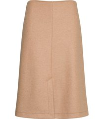 vitala1 knälång kjol beige boss