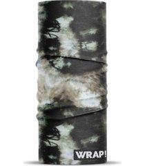 bandana multifuncional reciclada fog tie dye wild wrap