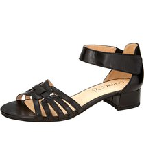 sandaletter caprice svart