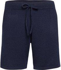 man shorts shorts casual blå davida cashmere