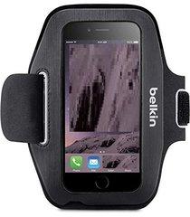 brazalete deportivo belkin iphone 6 / 6s overcast - negro