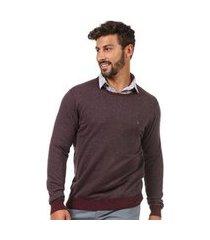 suéter docthos importado masculino