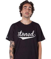 camiseta masculina classic preto