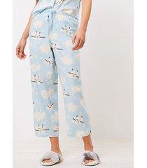 loft cloud kitty pajama pants