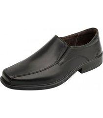 zapato formal william negro flexi