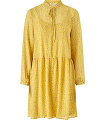 klänning onlsunny l/s dress wvn