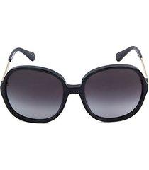 adriyannas 60mm oversized square sunglasses