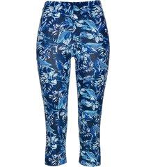 leggings a pinocchietto (blu) - bpc selection