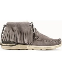 visvim desert boots shaman folk colore grigio