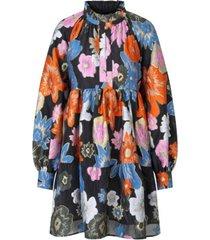 jasmine botanische jurk