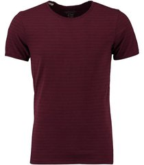 t-shirt morgan bordeaux