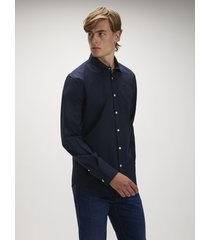 camicia in cotone stretch