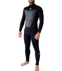 traje de agua hombre absolute comp 4x3 billabong