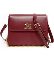 badgley mischka women's small classic satchel