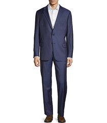 milburn iim series wool suit