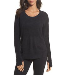 women's barefoot dreams cozychic lite pullover