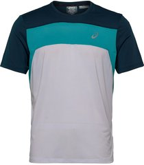 race ss top t-shirts short-sleeved vit asics