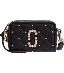 borsa donna a tracolla pelle borsello the quilted softshot