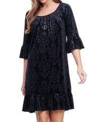 fever velvet dress