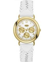 reloj alameda blanco guess