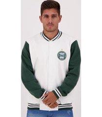 jaqueta coritiba college masculina