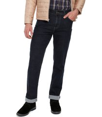 jeans azul indigo lec lee