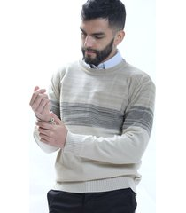 sweater beige redskin degradé