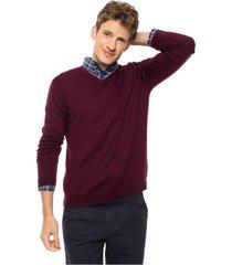 sweater violeta calvin klein smith vneck
