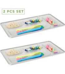 mind reader 2 piece mesh drawer liner