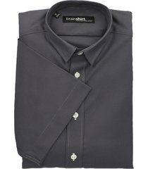 overhemd met korte mouwen akershus, grijs xl