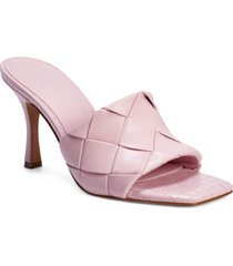 inc international concepts liah braided slide dress sandals, created for macy's women's shoes