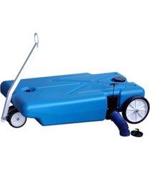 barker 32 gallon 4-wheeler tote along