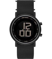 relógio mormaii vibe mobjt003ab/2t masculino