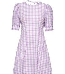 aurelia korte jurk paars baum und pferdgarten