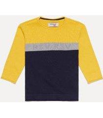 casaco bebê tricot bb cardigan reserva inv20 mini masculino